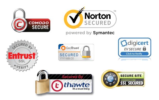 SSL Trust Seals